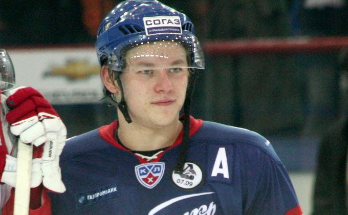 Новосибирец Тарасенко сравнял счет в финале Кубка Стэнли