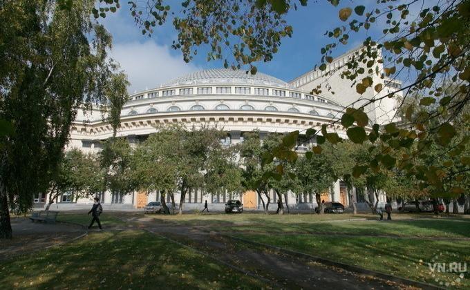 Аллея звёзд появится уоперного театра вНовосибирске