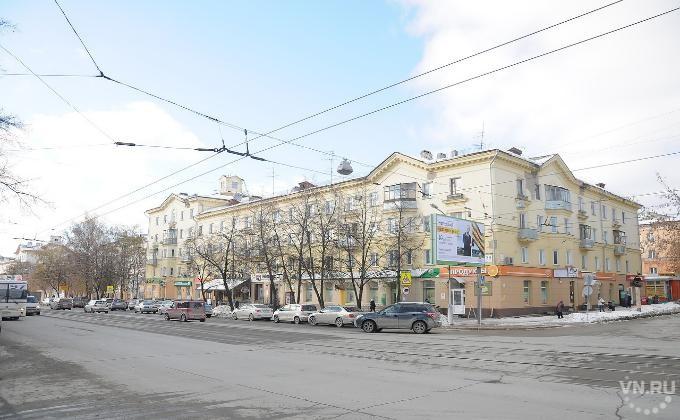 Экспертный и социальные советы признали ул.Богдана Хмельницкого вНовосибирске достопримечательным местом