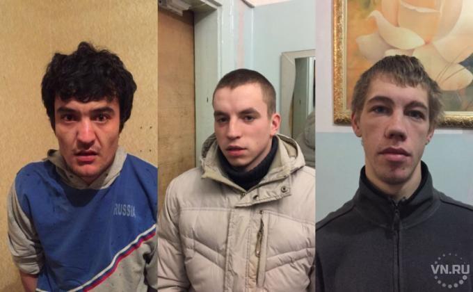 ВНовосибирске задержана банда, ограбившая магазин наулице Твардовского
