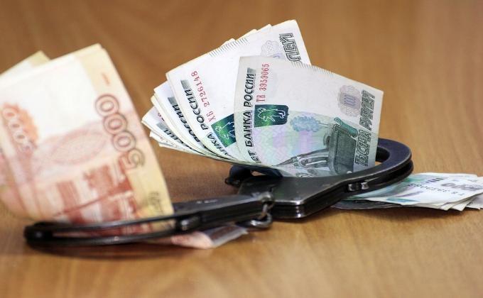 ВНовосибирске глава отдела ГИБДД попался навзятке
