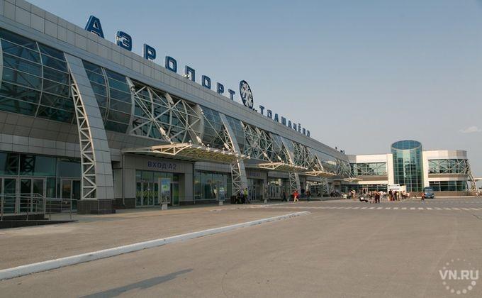 Экс-работник новосибирского аэропорта предстанет перед судом заразбитый самолёт аэрофлота