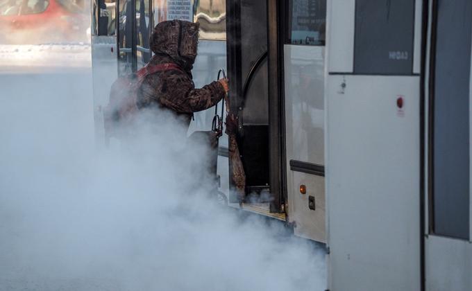 Общественный транспорт Сибири поразил шведскую журналистку