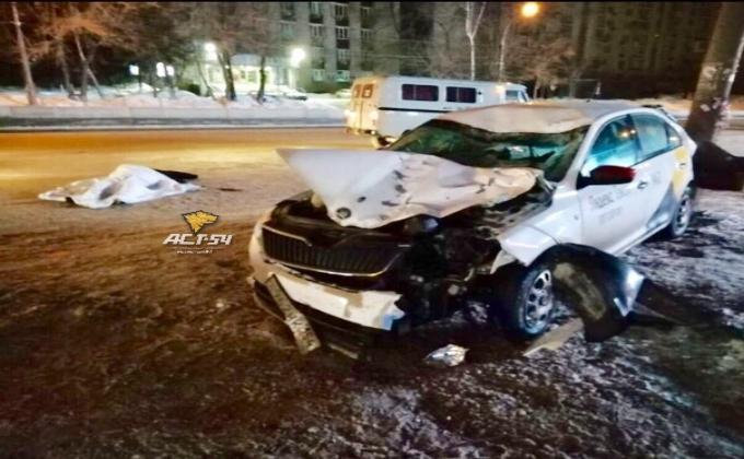 Пешеход погиб под колесами