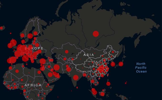 Карта коронавируса 23 апреля: новая статистика заболевших в России