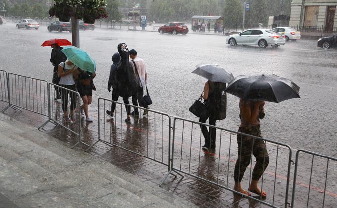 Погода 6-11 августа в Новосибирске: жара пройдет к концу недели