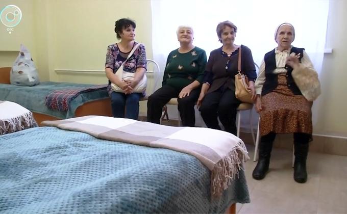 Первый «ДЕДсад» для пожилых и одиноких открыли в Новосибирске