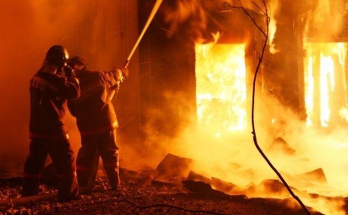 Оставленные без внимания матери дети сгорели вНовосибирской области