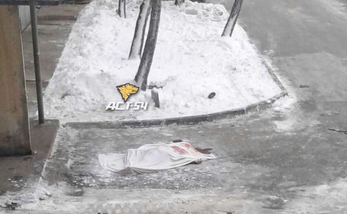 Мужское тело найдено вЛенинском районе Новосибирска