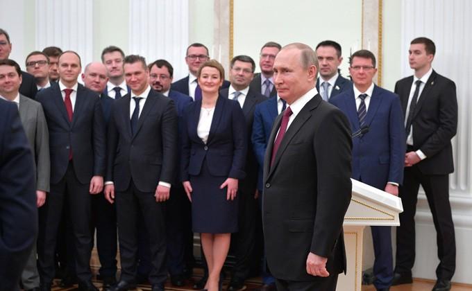 Травников сказал Путину ожизни вНовосибирской области