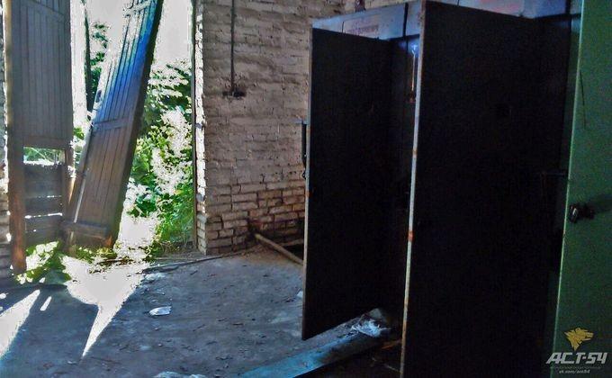 Под Новосибирском втрансформаторной будке едва не умер девятилетний парень