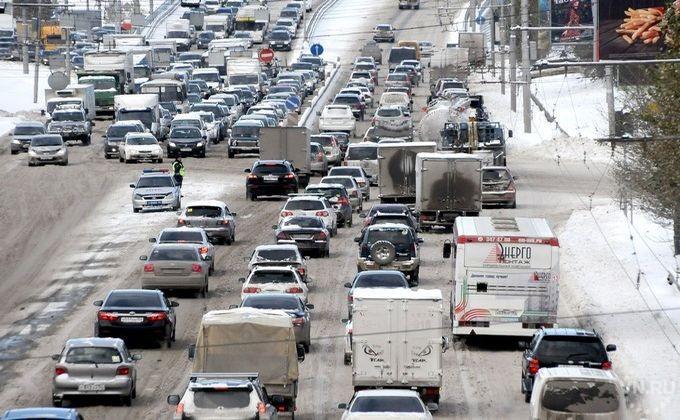 Новосибирск в 2017г получит неменее 1 млрд руб. наремонт дорог