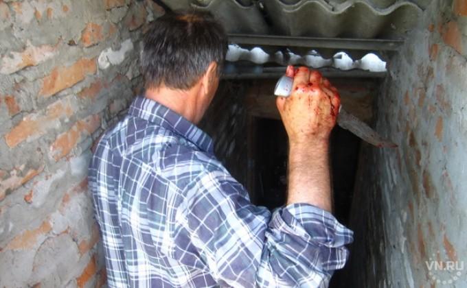 Беременную женщину закололи отверткой водворе новосибирской многоэтажки