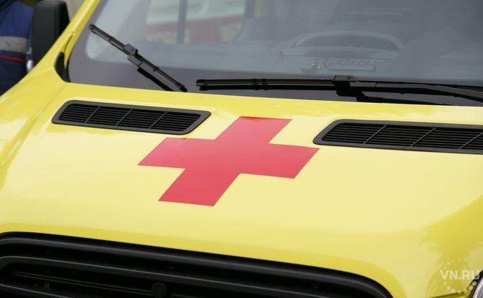 ВНовосибирске шофёр грузового автомобиля скончался нарабочем месте