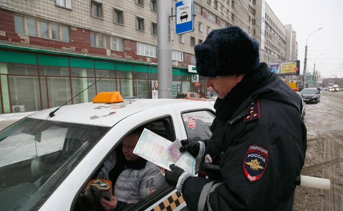 478 водителей привлекли к ответственности в ходе акции «Такси»