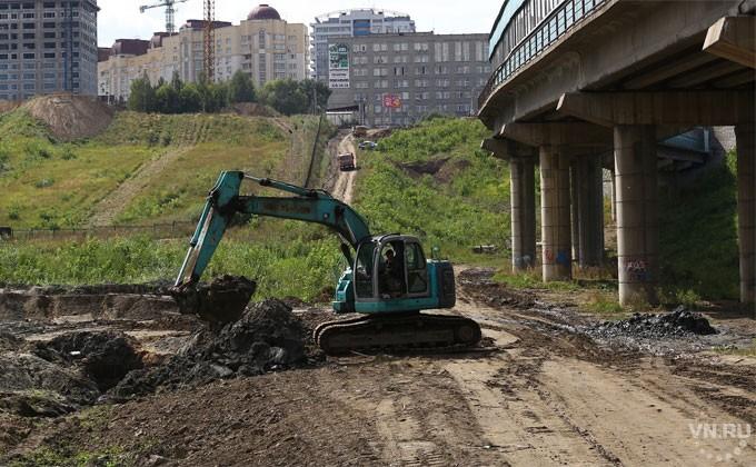 Новый ЛДС начали строить в Новосибирске