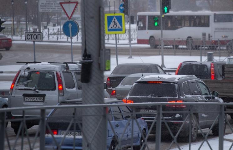 Рынок подержанных автомобилей вырос в Новосибирской области