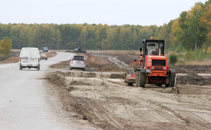 39 миллиардов выделят на нацпроект «Безопасные и качественные дороги» в области