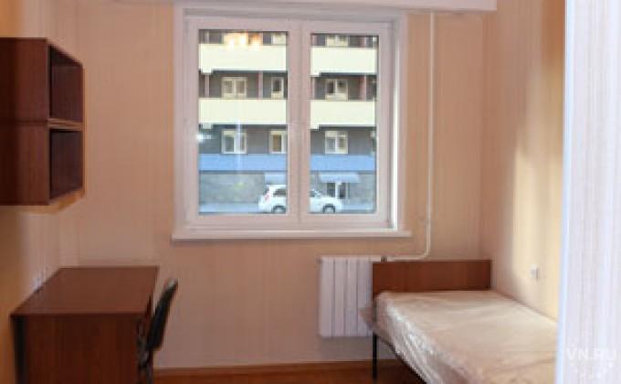 нгу фото общежитий