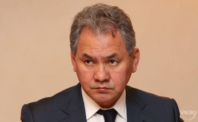 В последний раз министр обороны был в Новосибирске в феврале 2014 года