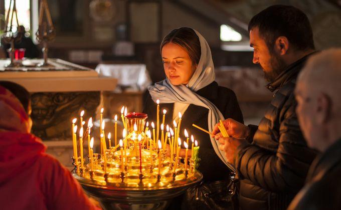 Рождественское богослужение: где и во сколько смотреть в Новосибирске