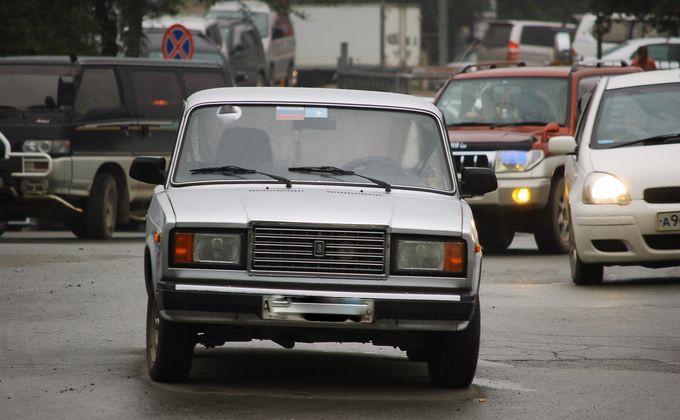 Вор-рецидивист вНовосибирской области угнал три автомобиля «Жигули» затри часа