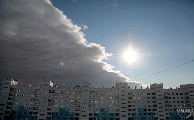 Начало июля будет обозначено похолоданием иградом вНовосибирской области