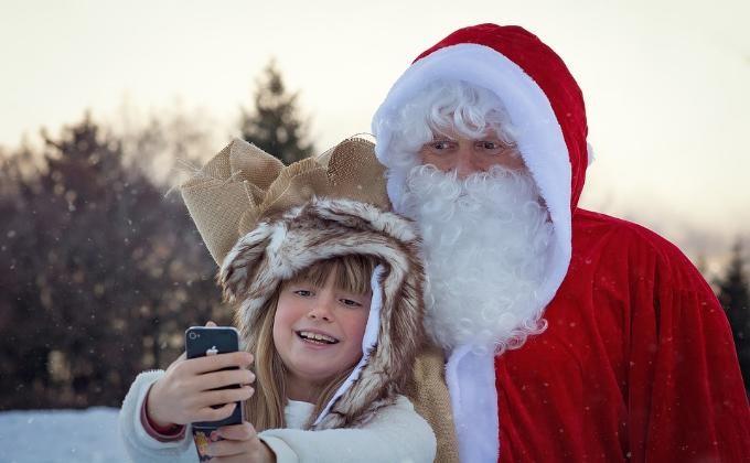Деды Морозы проедут навелосипедах поцентру Новосибирска