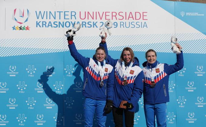 Медальный зачет Универсиады-2019: уверенное 1-е место России
