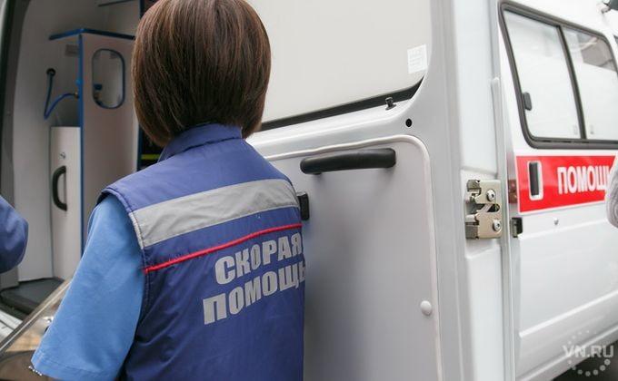 Ребенок итрое взрослых пострадали при столкновении 2-х  «Тойот» вНовосибирске