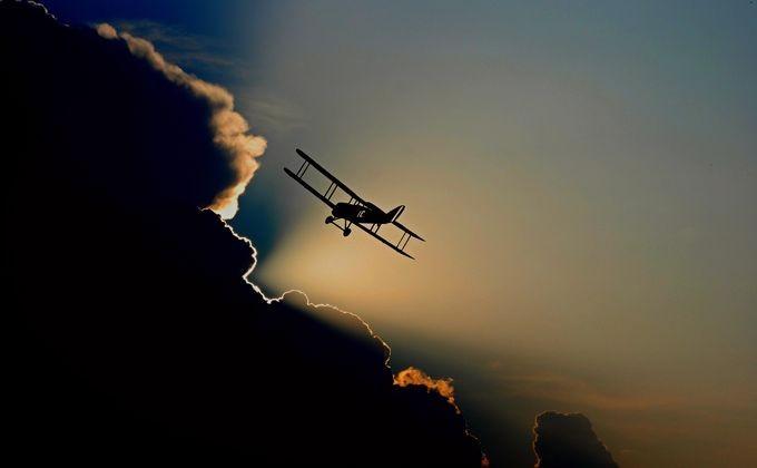 Сибирского пенсионера оштрафовали заполеты насамодельном самолете