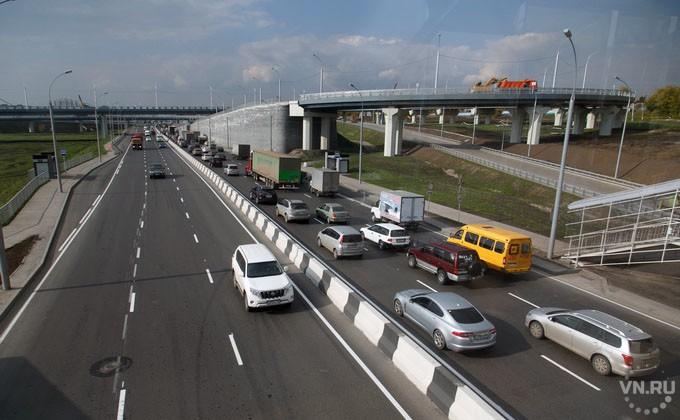 Практически треть граждан Новосибирской области основной проблемой называют состояние дорог
