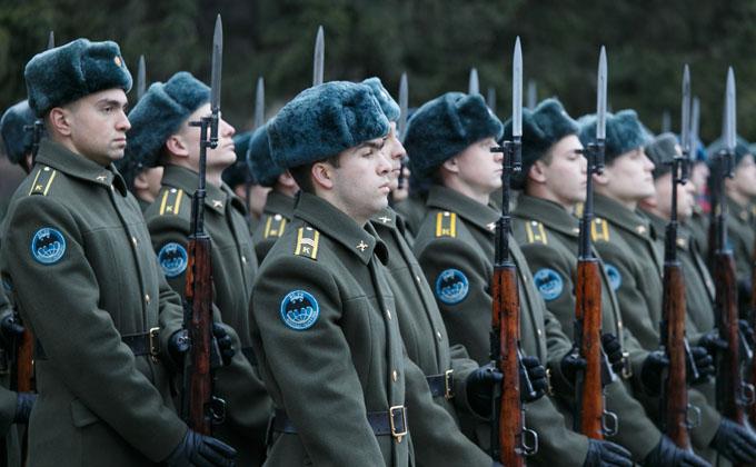Российская армия не сможет отказаться от призывников