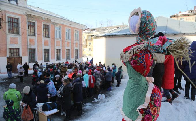 Масленица-2019 в Новосибирске: программа празднования