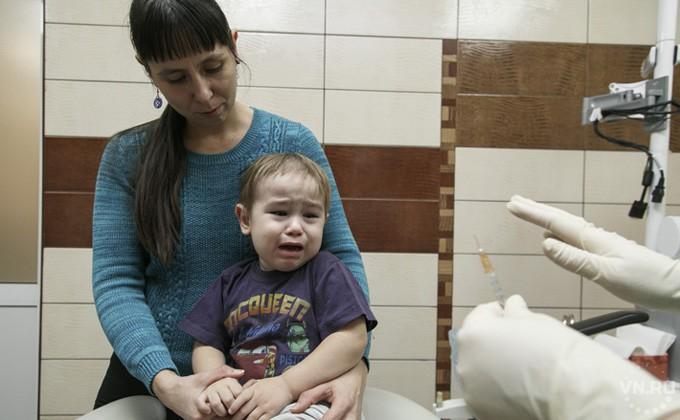 ВПсковской области нет вакцины отполиомиелита