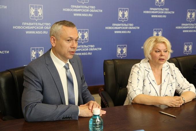 Андрей Травников стал кандидатом в губернаторы Новосибирской области
