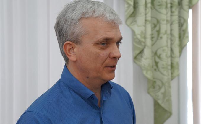 Владимир Голубев стал вице-спикером горсовета Бердска