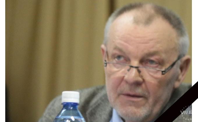 Скончался прежний главный архитектор Новосибирска Владимир Фефелов