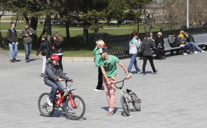 Областные власти принимают меры по обеспечению безопасности детей летом