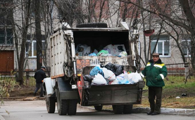Дурно пахнущие вопросы о вывозе мусора 2019