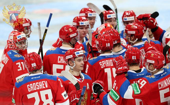 Хоккей Россия – Швеция 17 декабря 2020: где и во сколько смотреть по ТВ