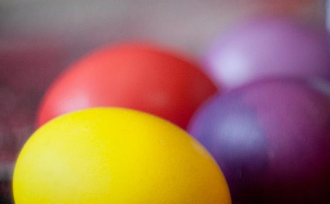 Более трех пасхальных яиц опасны для здоровья