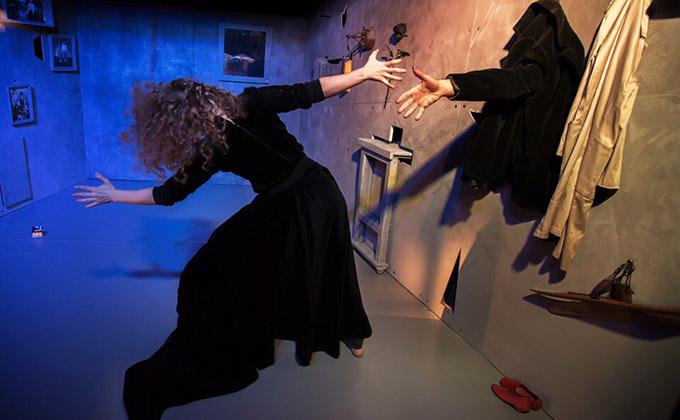 Сибирячка завоевала «Золотую маску» за роль в хоррор-спектакле