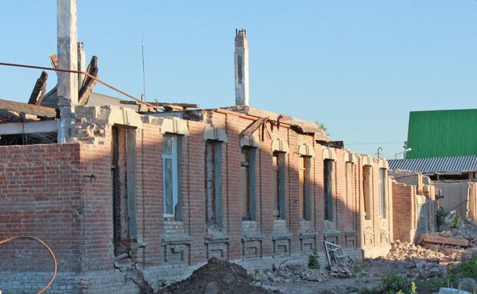 Дом с привидениями искали в Куйбышеве