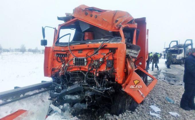 4 человека пострадали вмассовой трагедии под Новосибирском
