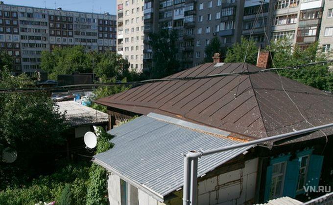 Объем аварийного жилья в РФ остался науровне пятилетней давности
