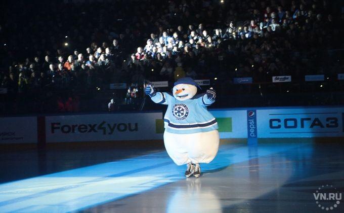 «Сибирь» потерпела поражение впервом матче нового сезона— Хоккей
