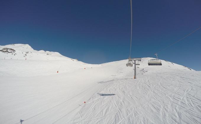 Сноубордист изНовосибирской области пропал вШерегеше
