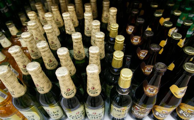 Минимальную цену на пиво предложили установить в России