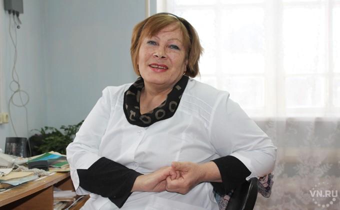 17c6fdbccd14 «Едва надела белый халат – принимала роды», - 42 года трудится медик в  Ордынке